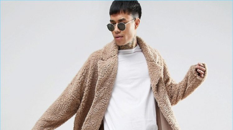 ASOS Masters the Oversized Trend with its Longline Duster