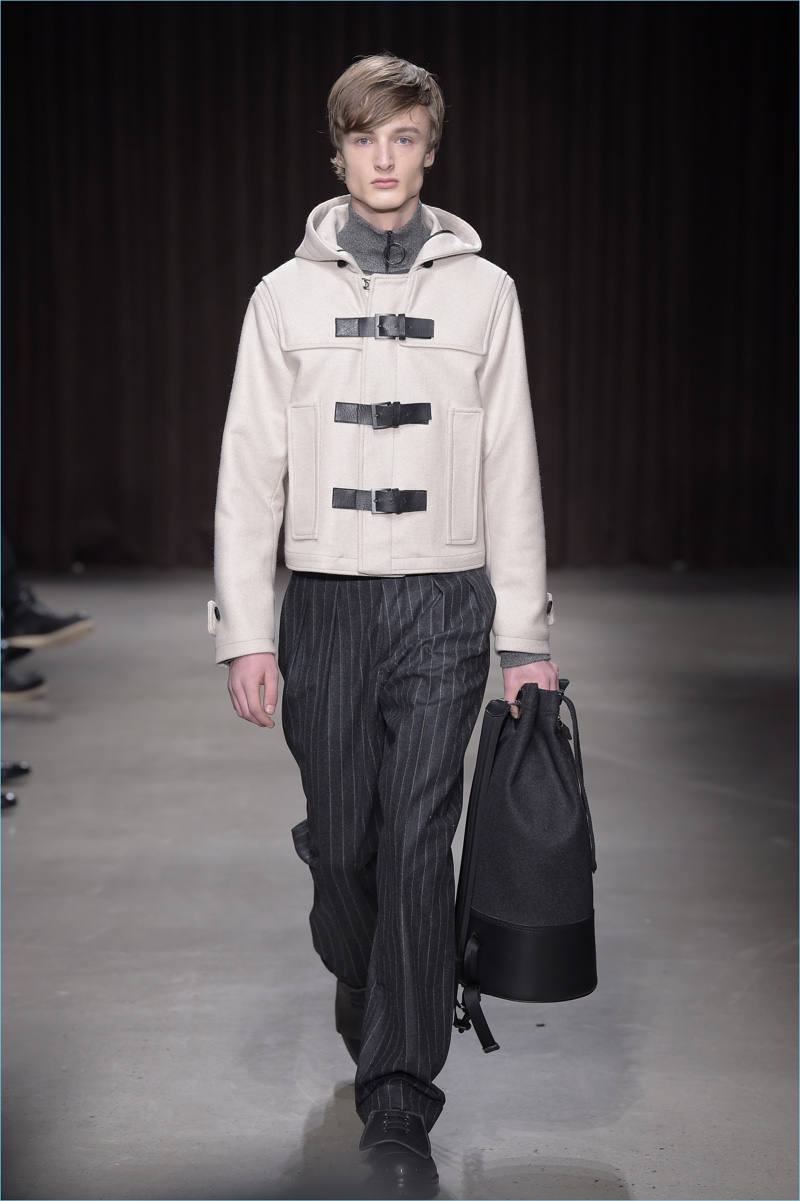Boss Hugo Boss Fall Winter 2017 Men S Collection The
