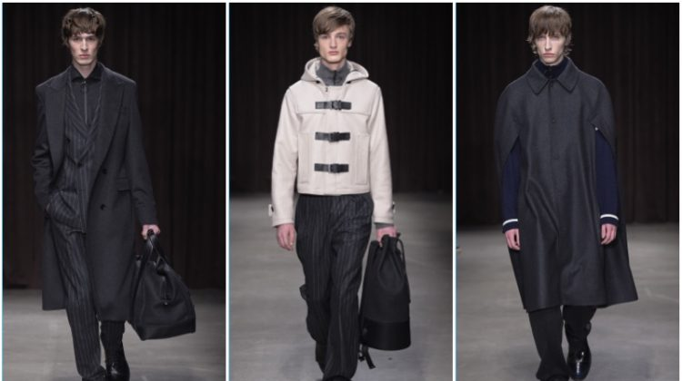 BOSS Hugo Boss Looks to the Global Traveler for Fall '17 Collection