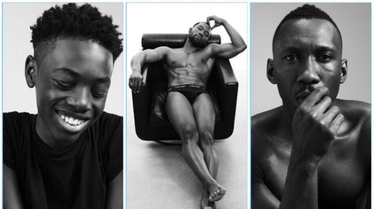 Calvin Klein Taps 'Moonlight' Stars for Underwear Campaign
