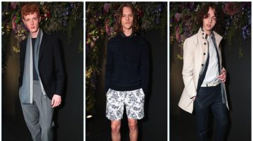 Club Monaco presents its spring-summer 2017 men's collection during New York Fashion Week.