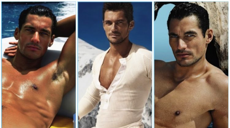 Dolce & Gabbana's Icon: David Gandy for Light Blue Revisited
