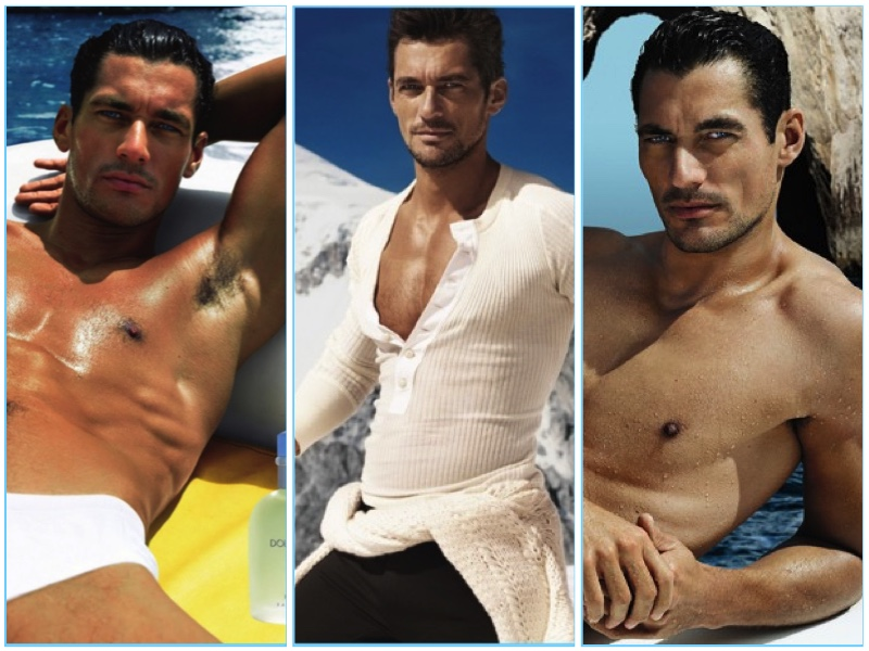 David gandy dolce gabbana light blue campaigns david gandy fronts advertising campaigns for dolce gabbana light blue mozeypictures Gallery