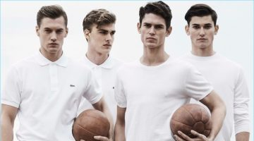 Training Day: Arthur Gosse + More Get Sporty for GQ España Story