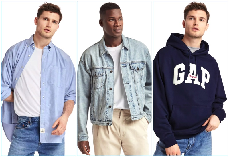 Gap embraces 90s nostalgia with its limited-edition Archive Re-Issue collection.