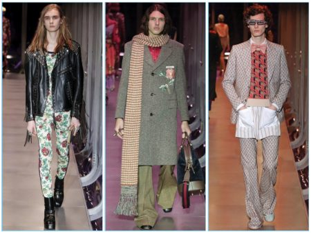 Gucci Delivers Garden-Inspired Fall '17 Collection