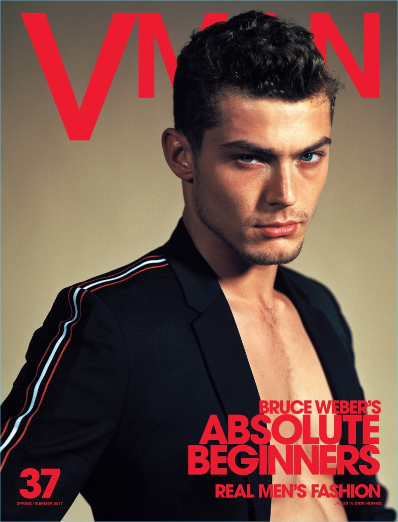 Jacob Hankin covers the most recent issue of VMAN.