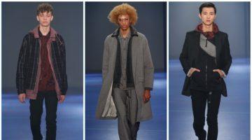 John Elliott presents its fall-winter 2017 collection during New York Fashion Week: Men.