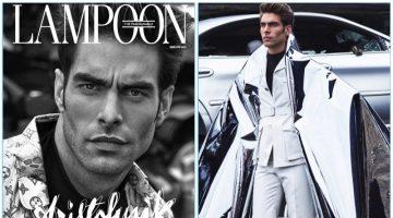 Jon Kortajarena Covers The Fashionable Lampoon, Rocks Monochromatic Numbers