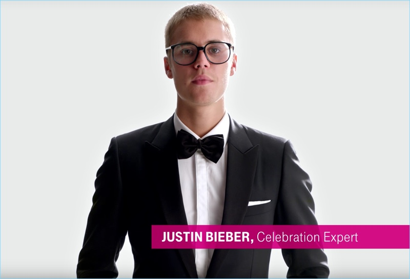 T-Mobile taps Justin Bieber as its Celebration Expert for a funny Super Bowl commercial.