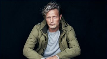 Actor Mads Mikkelsen reunites with Marc O'Polo for the brand's spring-summer 2017 campaign.