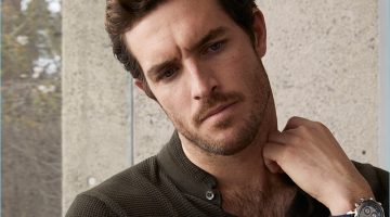 Justice Joslin Sports Massimo Dutti's Smart Essentials from Its Soft Collection