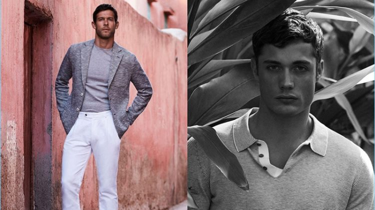 The Men's Report: Massimo Dutti Travels to Marrakech