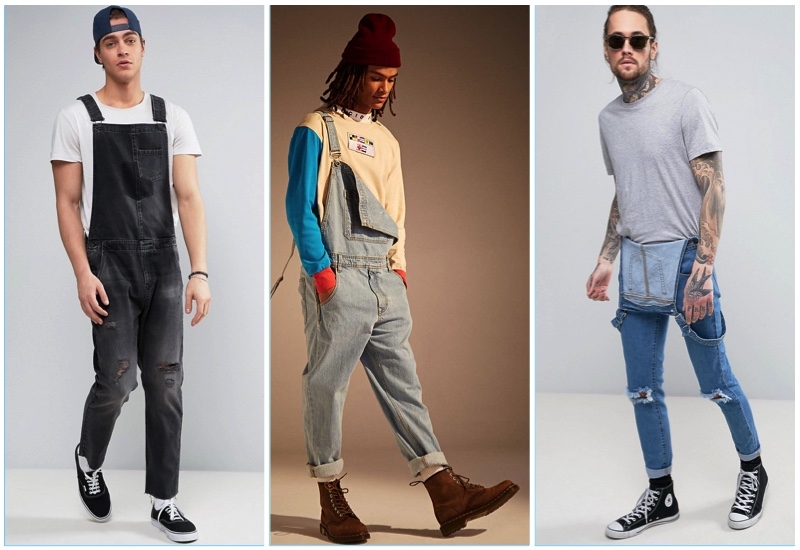 fa67f93deab Embrace current overall styles for a 90s throwback or the perfect festival  look.