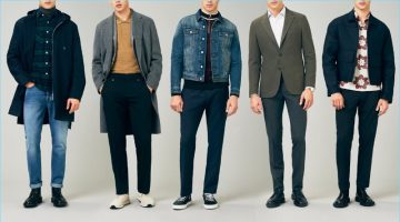 Mr Porter rounds up five ideal looks for date night.
