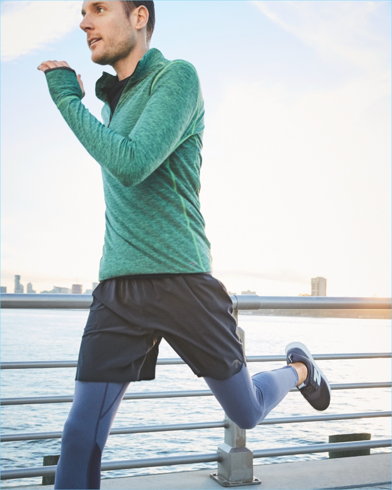 Get a running start on your fitness routine with New Balance for J.Crew.
