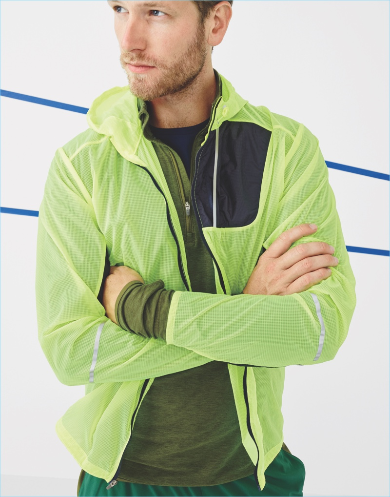 Breathable jackets land in the spotlight for New Balance's J.Crew collaboration.
