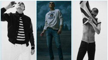 Modern Americana: Diego Villarreal Models RRL Fashions for Barneys