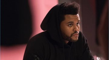 Behind the Scenes: The Weeknd Shoots H&M Campaign