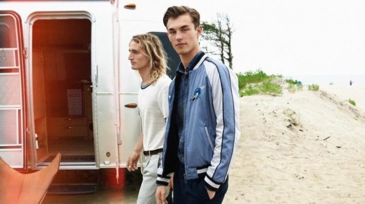 BOSS Hugo Boss Taps Into a Summer Mood for Relaxed Campaign
