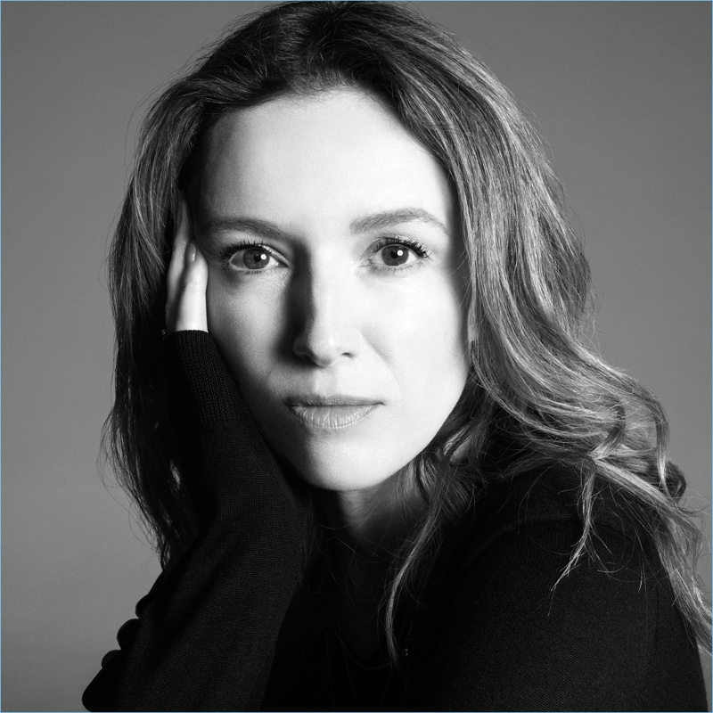 A picture of new Givenchy artistic director Clare Waight Keller.