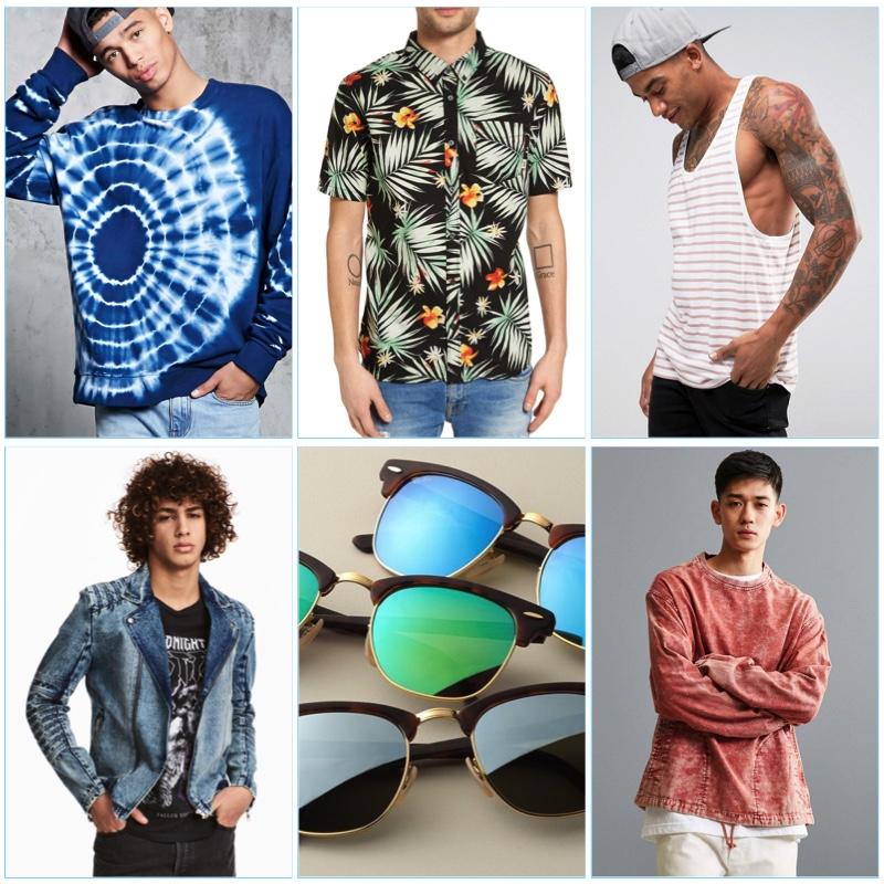 Coachella Men's Fashion Guide Guys 2017