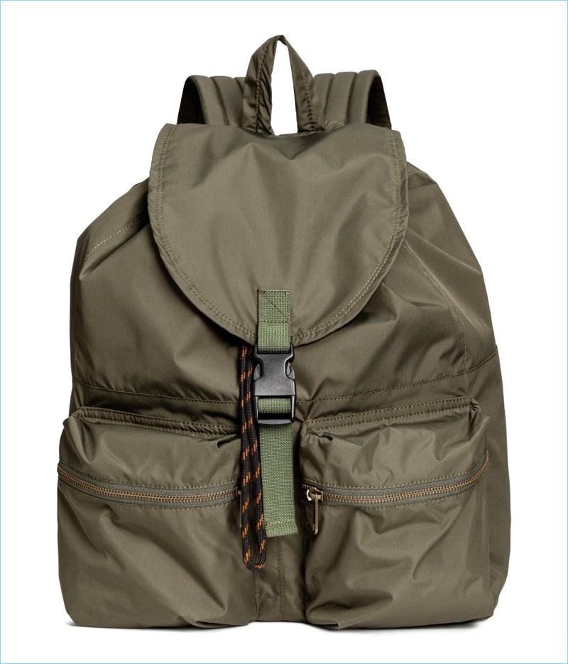 H&M Men Drawstring Backpack