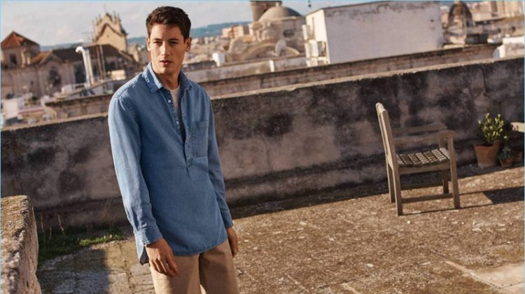 The Denim Shirt Revisited: How to Wear the Essential