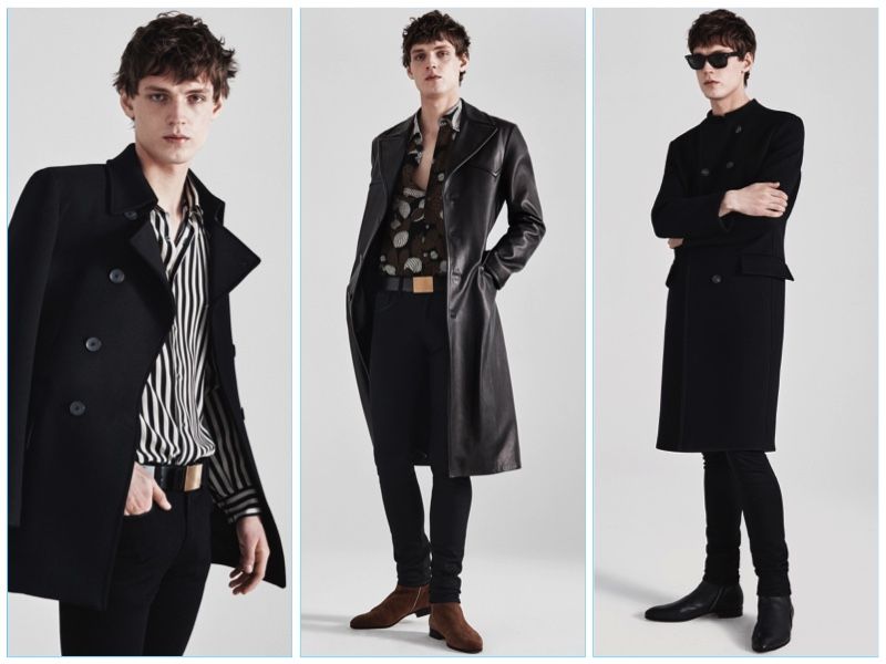 Jeffrey Rüdes presents its fall-winter 2017 men's collection.