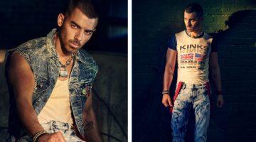 Joe Jonas Embraces Skinhead Style for Flaunt Cover, Talks Making Happy Music