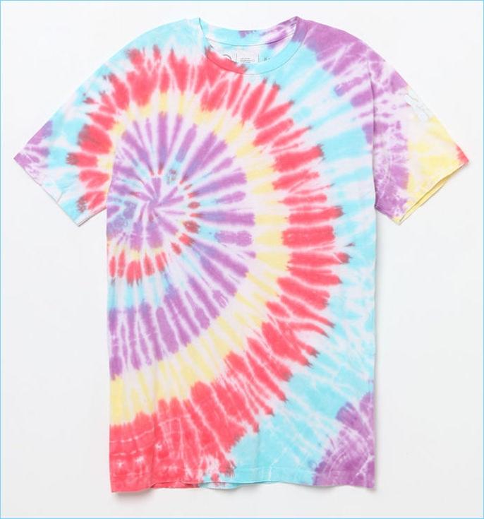 Neff Oh What Tie Dye T-Shirt