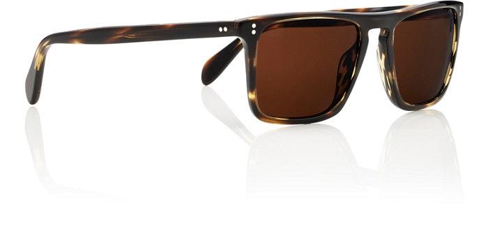 Oliver Peoples Bernardo Sunglasses - Side View