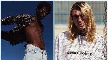 Bradley Soileau & Adonis Bosso Take to LA for Other UK's OTHERSIDE Campaign