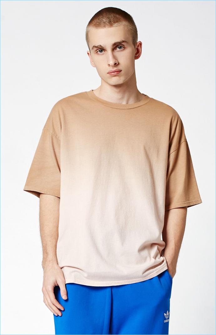 PacSun Argyron Dolman Relaxed T-Shirt