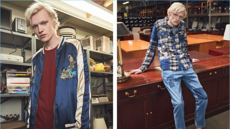 Vintage Vibes: Revolve Man Curates Time Tested Styles