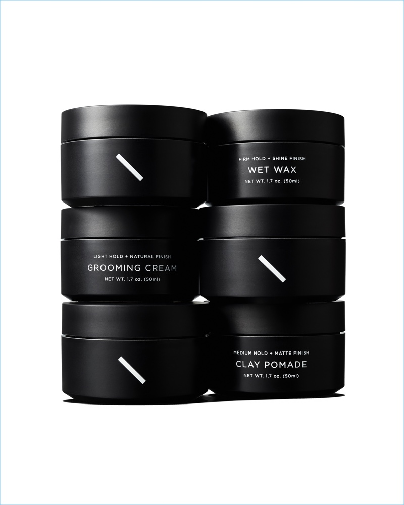 Saturdays NYC kicks off its Grooming Essentials with the debut of hair products.
