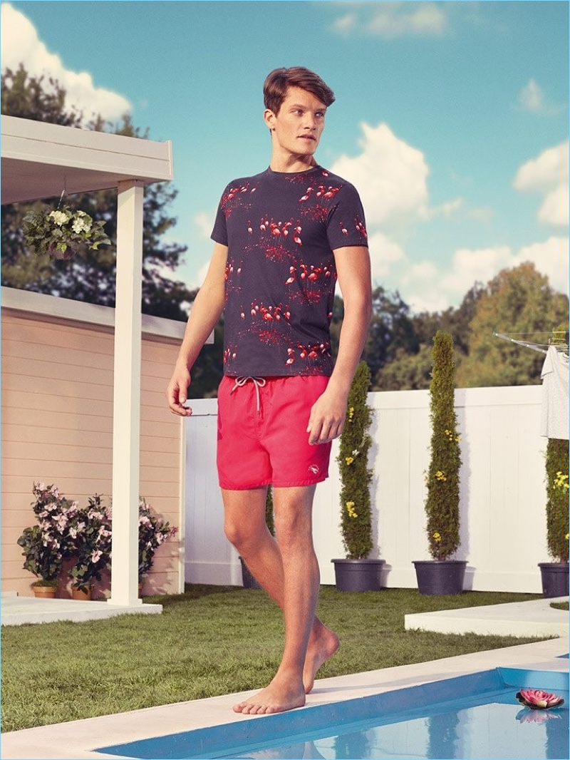 9cb71a17e8 Ted Baker Spring/Summer 2017 Campaign   The Fashionisto