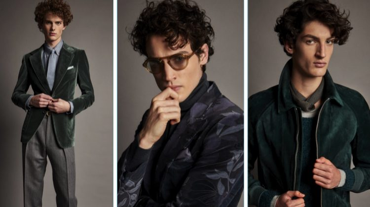 Tom Ford Takes a Regal Stride for Fall '17 Collection