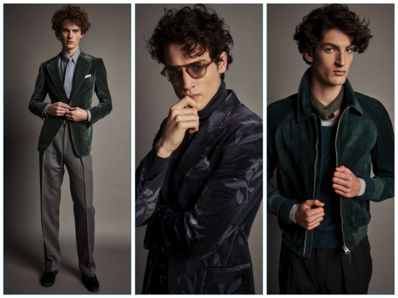 Tom Ford presents its fall-winter 2017 men's collection.