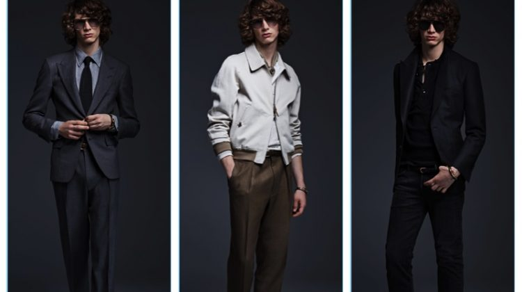 Tom Ford Unveils 35 Sleek Looks for Spring '17 Collection