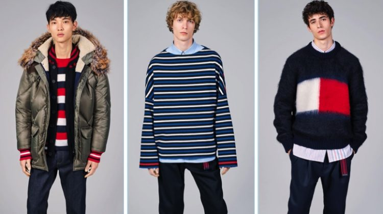Fall '17: Tommy Hilfiger Makes a Case for 90s Style Sportswear