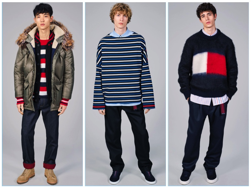 Tommy Hilfiger presents its fall-winter 2017 men's collection.