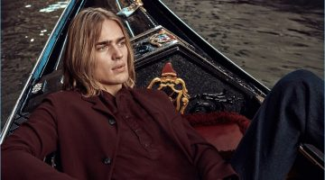 Adriatic Flair: Ton Heukels for August Man Malaysia