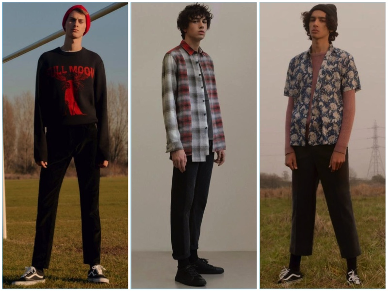 The New Rules: Topman Presents Spring Essentials