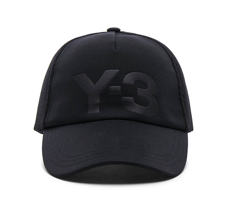 Y-3 Yohji Yamamoto Trucker Cap $70