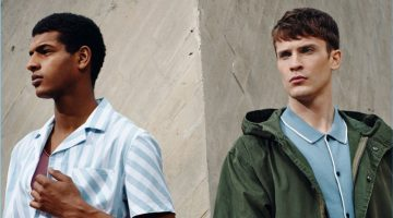The Stripes Edit: Zara Man Showcases Striped Fashions