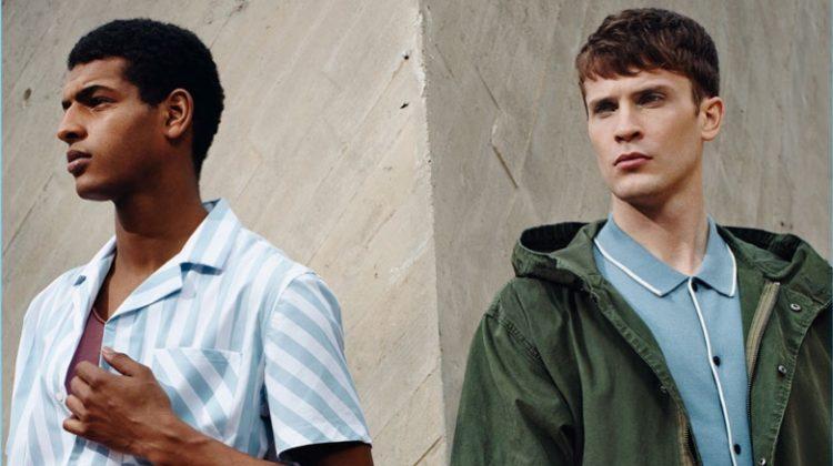 The Stripes Edit: Zara Man Showcases Striped Fashions