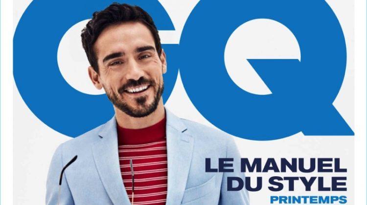 Arthur Kulkov Covers GQ France Le Manuel du Style for Spring '17