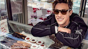 Cameron Dallas, Presley Gerber + More Star in Dolce & Gabbana Eyewear Campaign
