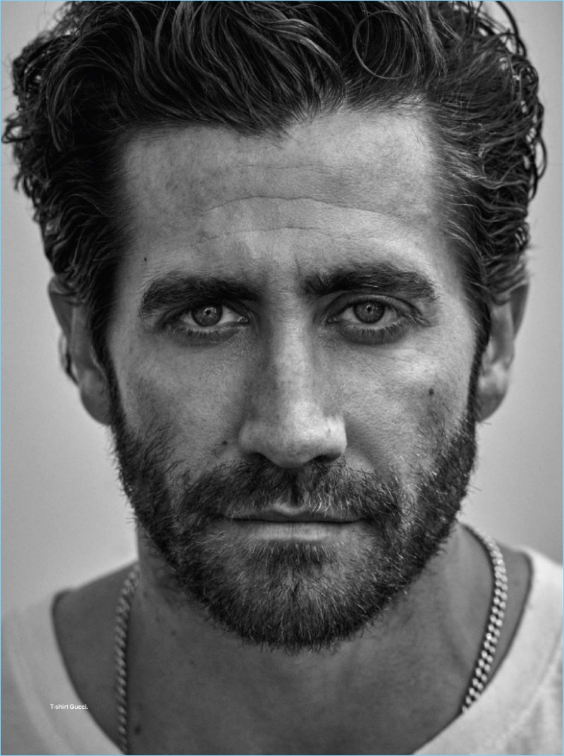 jake gyllenhaal covers gq france  talks versatility in roles